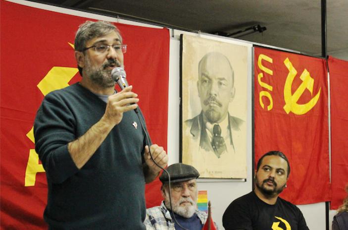 Comunista Mauro Iasi pregou o assassinato de conservadores em