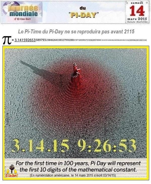 Dia mundial do Pi