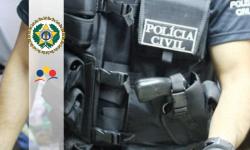 Polícia Civil interdita fábrica clandestina de linguiça na Zona Oeste