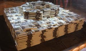 Quem quer ficar milionário? Um milhão de euros pra quem provar que o coronavírus existe