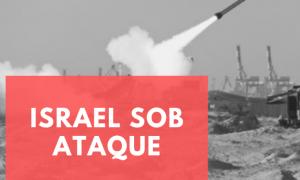 Israel revida ataque do Hamas e o mundo pede calma