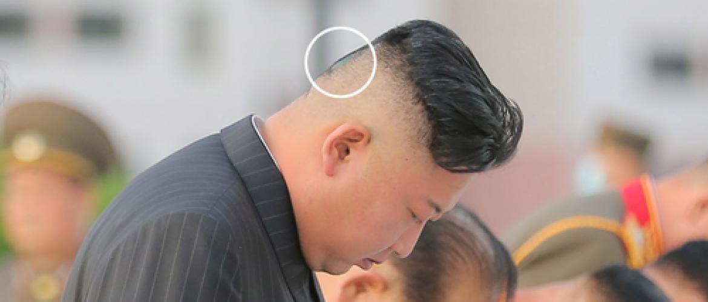 Kim Jong Un faz aparição pública com uma estranha