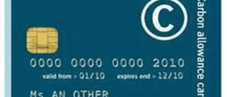 'CONCESSÃO DE CARBONO PESSOAL', essa será a próxima agenda, logo após os passaportes de vacinas