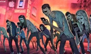 Não vacinados não poderão usar smartphones. Não vacinados terão que voltar ao tempo das cavernas.
