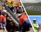Austrália construindo campos de quarentena cobertos PERMANENTES para