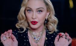 Madonna desce do salto e defende a hidroxicloroquina