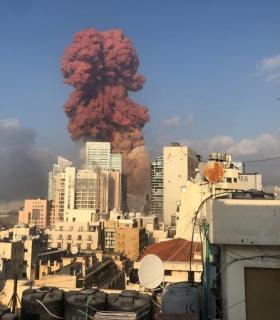 Explosão no Líbano mata 60 e deixa 3000 feridos