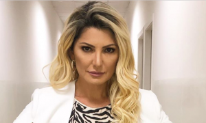 Antonia Fontenelle cria associação contra erotização infantil