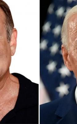 Stand-up em que Robin Williams zomba de Joe Biden ressurge e Twitter reage