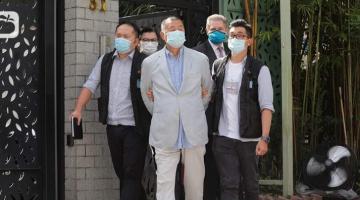 Jornalista pró democracia é preso pelo governo chinês em Hong Kong