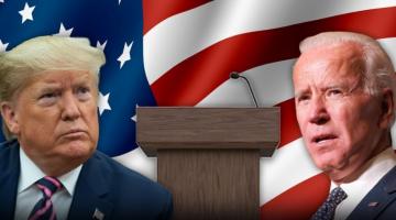 Trump e Biden se hoje enfrentam em último debate antes das eleições