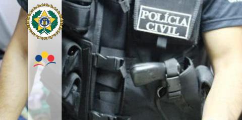 Homem acusado de estupro é preso por policiais da delegacia de Araruama