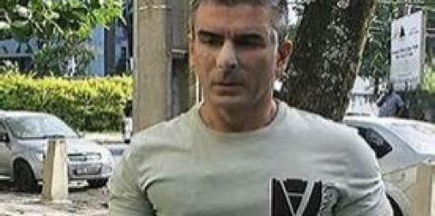 O contraventor Rogerio de Andrade fugiu do Brasil, um HC o libertou em razão de um