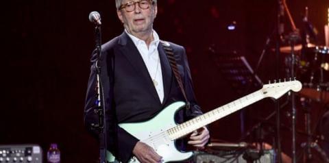 Eric Clapton se recusa a tocar em locais que exigem prova de vacinação