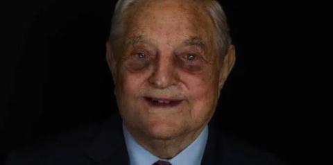 """George Soros lança empresa de mídia 'Good Information': """"Nosso objetivo é DESTRUIR a mídia independente '"""