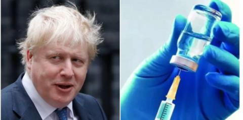 O primeiro-ministro do Reino Unido, Boris Johnson, admite que vacinação dupla não protege os destinatários da contaminação e disseminação do COVID-19