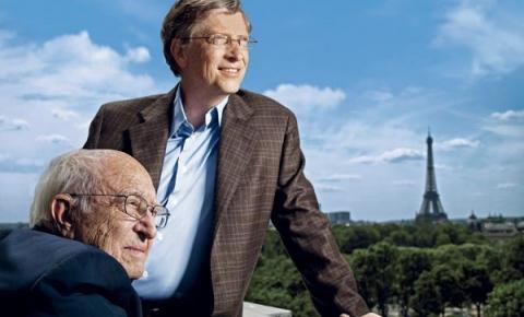 Bill Gates - Quem está no controle?