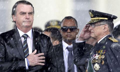 Bolsonaro é a única salvação para o Brasil - ALEXANDRE ALCATRAZ