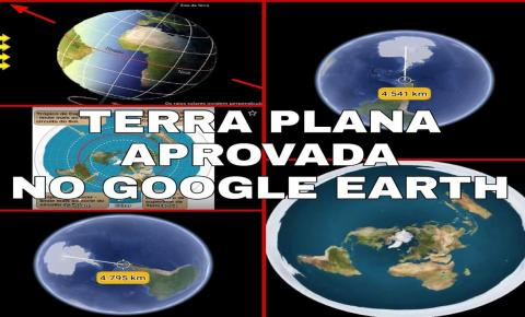 Despertar é preciso - A terra seria plana?