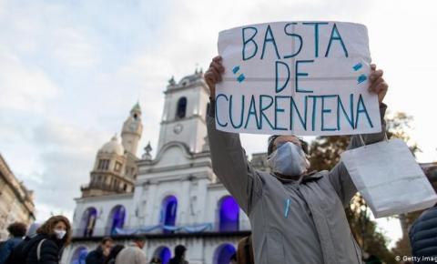 Com economia dilacerada e após fiasco do lockdown, Argentina oficializa fim da quarentena