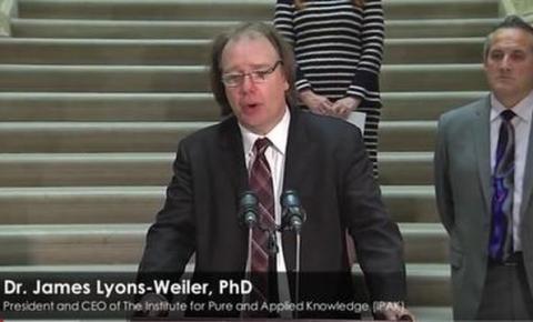 """Denúncia gravíssima! """"Historicamente, as vacinas para coronavírus têm um histórico terrível de falha na segurança"""", afirma o Dr. Lyons-Weiler."""