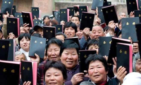 PCC preocupado com chineses cristãos convertidos  na África.