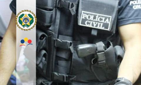 Polícia Civil realiza operação contra facção criminosa em Barra Mansa