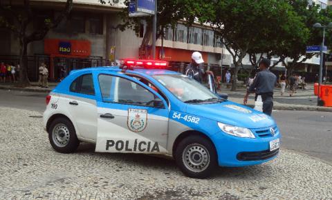 Ação da PM termina com dois presos em Itaboraí