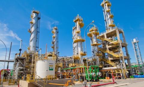 Maia e Alcolumbre tentam barrar vendas de refinarias da Petrobrás no STF