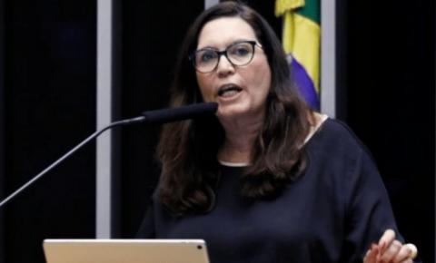 Bia Kicis é confirmada presidente da CCJ da Câmara