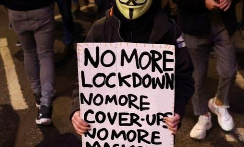 Os bloqueios destruíram a democracia em todo o mundo