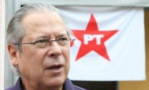 Dirceu pede que o STF interdite Bolsonaro