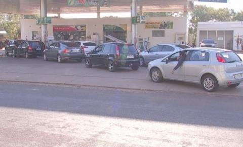 Abastecer seu carro somente com autorização da prefeitura, decreto do prefeito de São José do Rio Preto