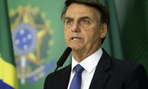 """""""A fome está batendo cada vez mais forte"""", alerta Bolsonaro"""