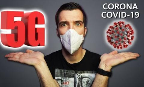 O coronavírus esconde a doença por irradiação?
