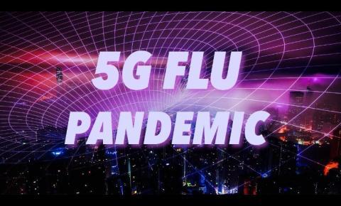 A pandemia de coronavírus de Wuhan foi ORGANIZADA para encobrir a crise de saúde pública causada pelo intenso lançamento de 5G em Wuhan em 2019