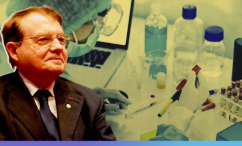 O programa de vacinação para Coronavírus é que está criando as variantes, afirma vencedor do prêmio Nobel  Luc Montagnier