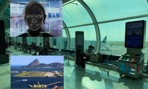Brasil terá a 1ª Ponte Aérea Biométrica do mundo