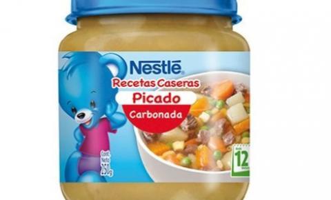 Os EUA encontram cádmio, mercúrio, chumbo e arsênico em produtos infantis de uma subsidiária da Nestlé