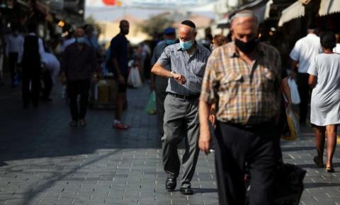 O surto da variante Delta em Israel afeta adultos que já foram vacinados com duas doses de Pfizer