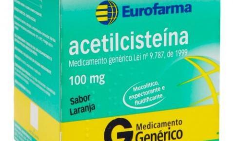 Acetilcisteína (NAC) pode ser o terceiro tratamento eficaz para Covid que o FDA tentou suprimir, depois dos medicamentos como cloroquina e ivermectina