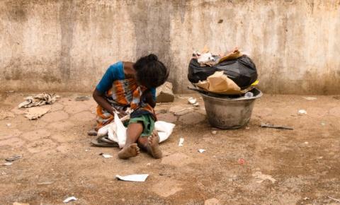 A fome impulsionada pela pandemia atinge o pico em 15 anos com o desenrolar da crise global
