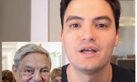 Felipe Neto se une à fundação Open Society, de George Soros