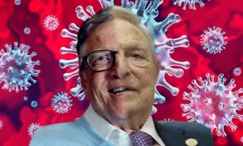 Bill Gates e George Soros silenciosamente unem forças para controlar a indústria COVID-19