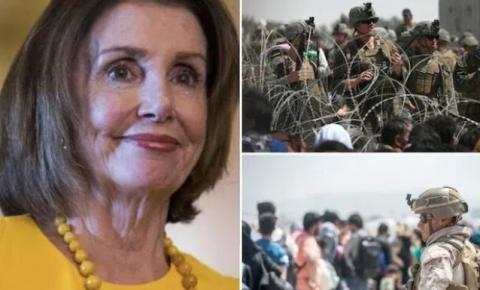 Traição: Democratas bloqueiam projeto de lei para resgatar milhares de americanos presos no Afeganistão