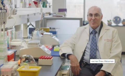 Imunologista por trás da tecnologia MRNA trabalhando em Jab contra todos os coronavírus