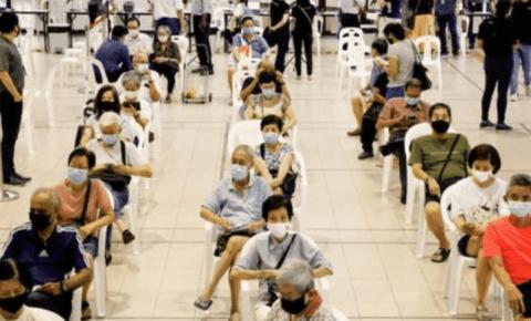 Vacinas fracassam em Cingapura: casos aumentam apesar da taxa de vacinação de 80%