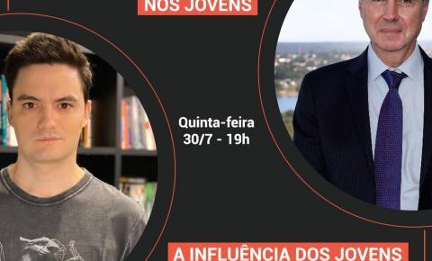 Barroso fará debate com Felipe Neto