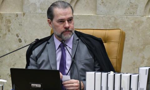 Toffoli dissolve comissão formada para o impeachment de Witzel