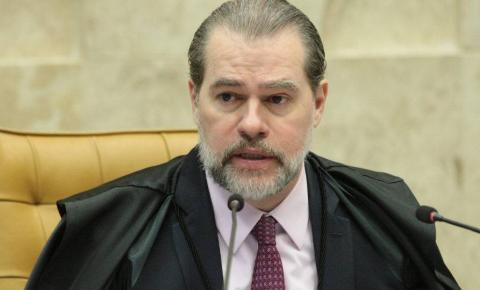 Toffoli defende censura a perfis bolsonaristas